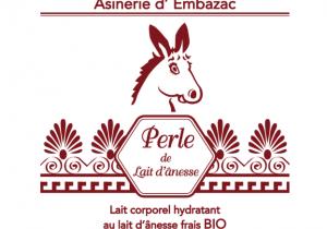 perle de lait d'ânesse asinerie embazac